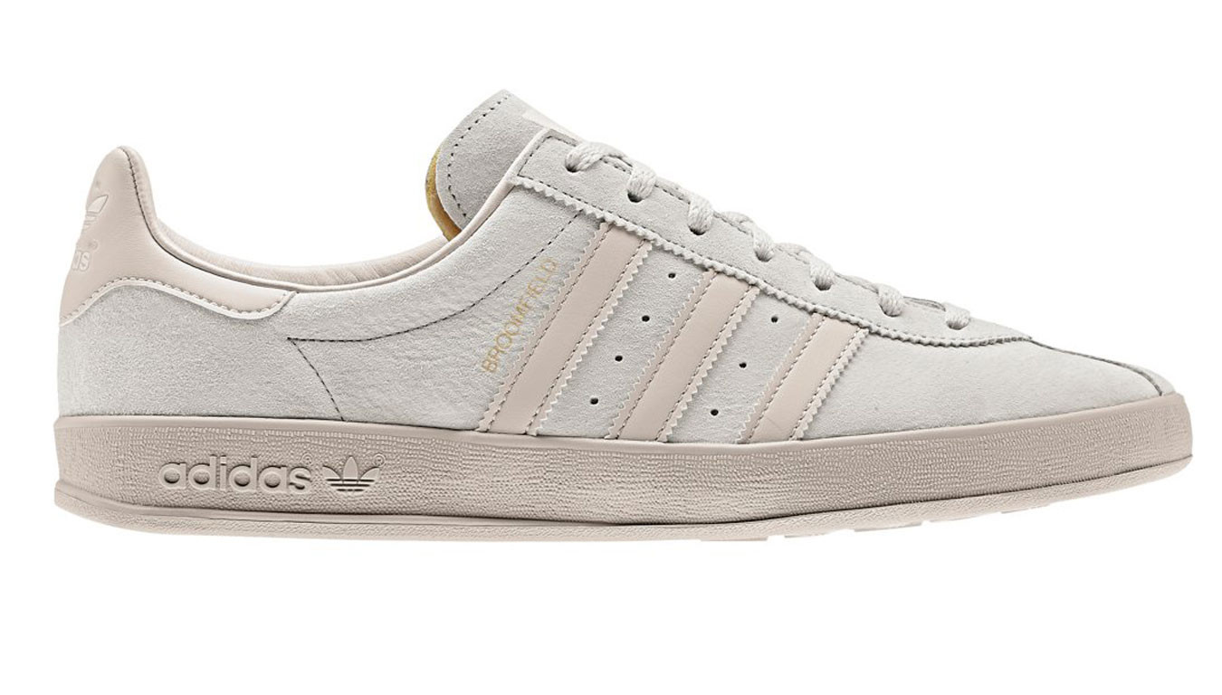 adidas Broomfield Raw White