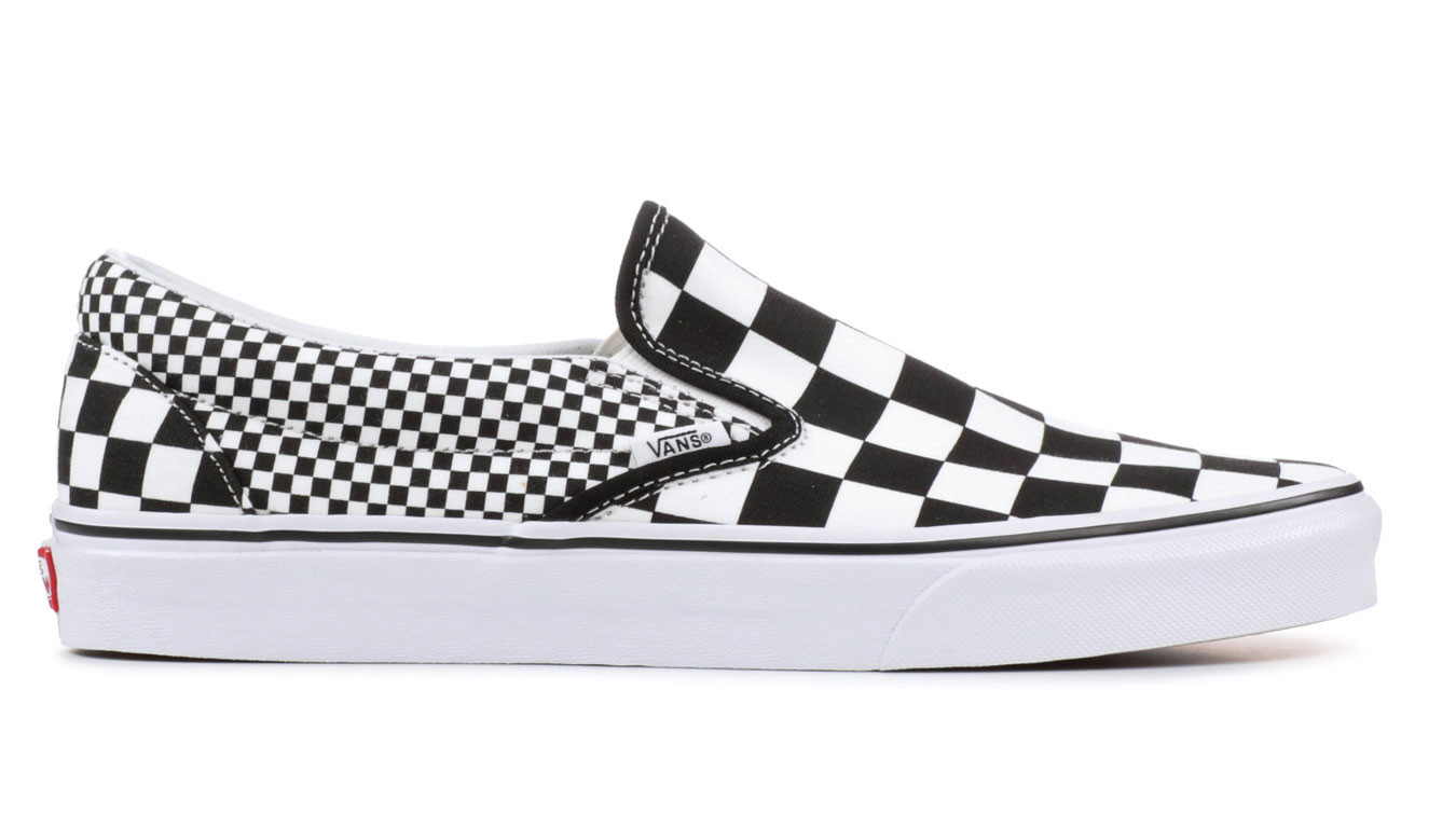 Vans UA Classic Slip On (Mix Checker)