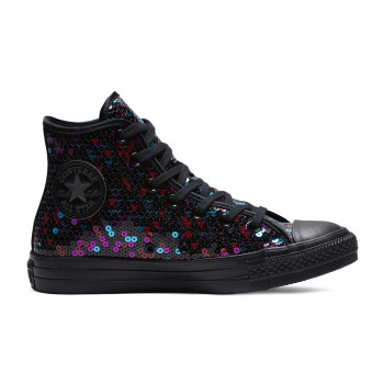 SALE Converse Chuck Taylor All Star Holiday Scene Sequin High Top 900e137750