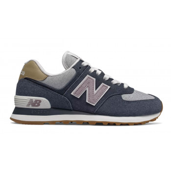 New Balance Navy with Cashmere WL574NVC f130c49f81