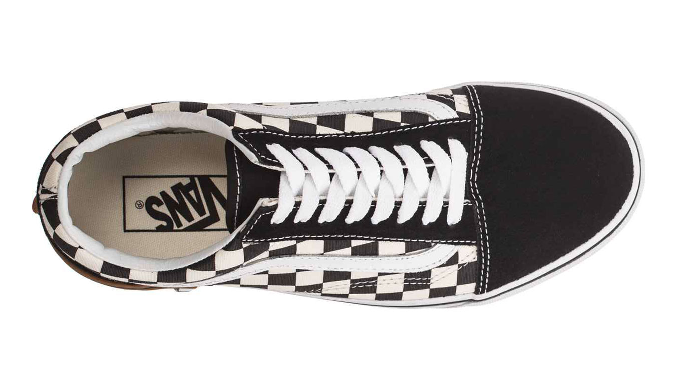 Vans Old Skool Gum Block Checkerboard VN0A38G1U58